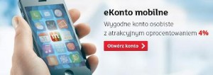 eKonto mobilne