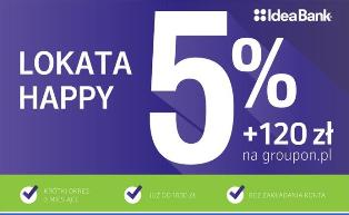 lokata happy groupon