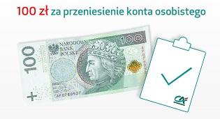 1000 zł premii od Credit Agricole