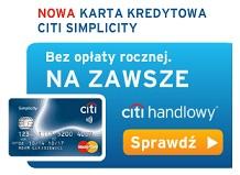 Karta Kredytowa Simplicity tani kredyt