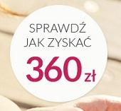 Konto 360 premia Bank millennium zyskaj 360 zł