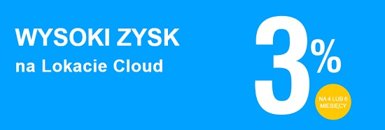 lokata cloud idea bank październik
