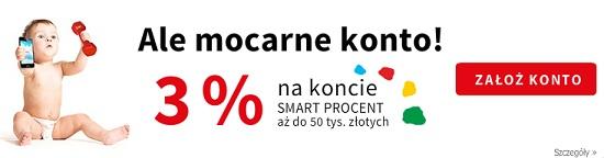 konto oszczędnościowe w BGŻ Optima bank smart