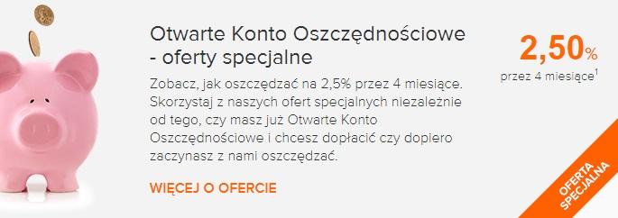 konto z lwem z premią 100 zł ING oprocentowa nieBank Śląski warunki