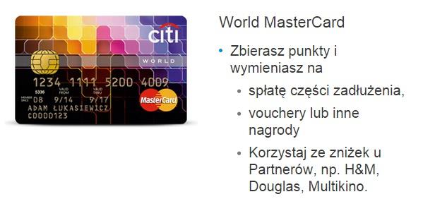 Program poleceń Citibanku