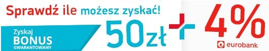 comperia bonus lokata eurobank promocja