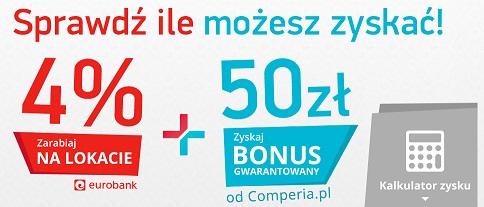comperia bonus lokata na dobry start eurobank