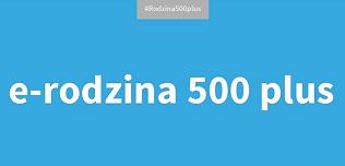 rodzina 500 plus bankowość internetowa