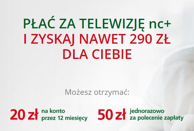 290 zł w promocji nc