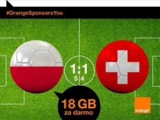 18 gb internetu za darmo w Orange Giga za gole
