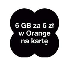 6gb na wakacje orange