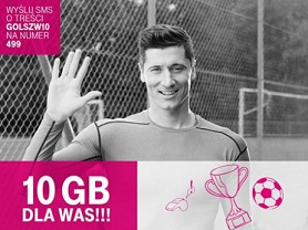 gigabajty za gole t-mobile