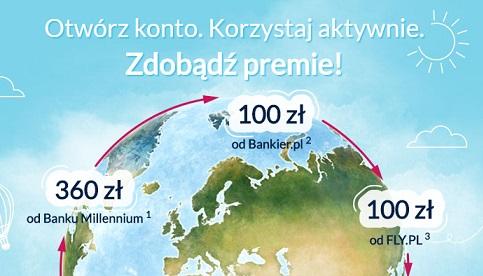 Najlepsze promocje bankowe czerwiec 2016
