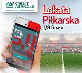 Lokata Piłkarska 1/8 finału