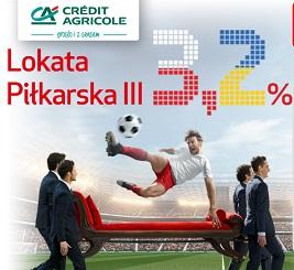 lokata piłkarska III Credit