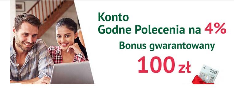 premia 100 zł za konto godne polecenia bz wbk warunki promocja