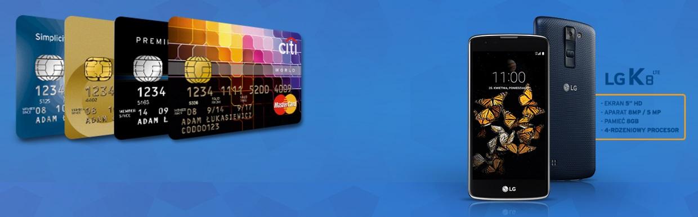 Poleć znajomemu Kartę Kredytową Citibank