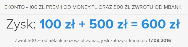 premia 600 zł za ekonto