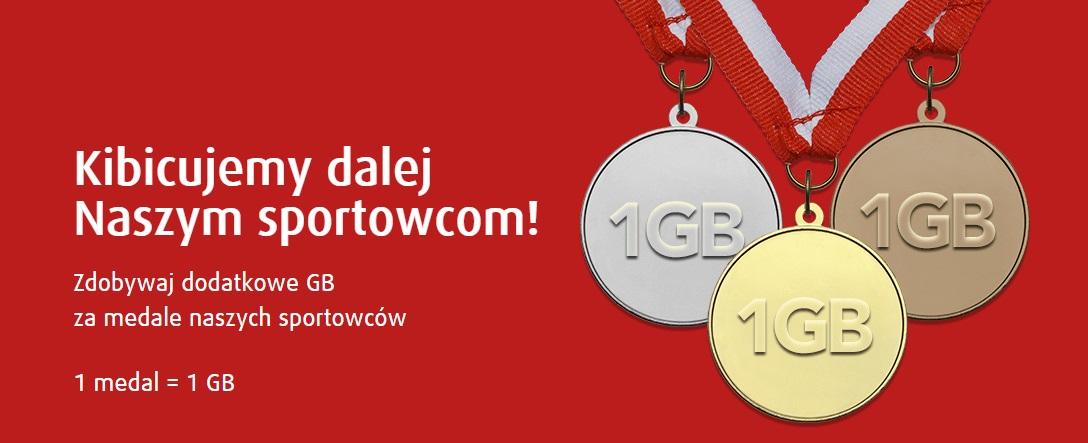 Gigsy za medale 2