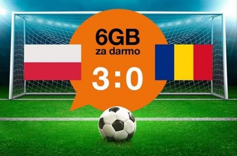 6 GB za darmo w Orange