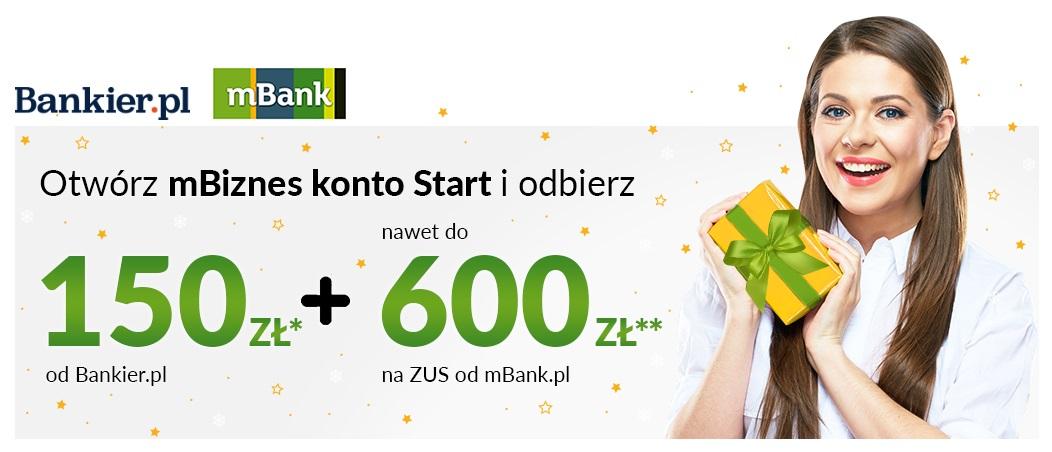 mBiznes 150 zł na start