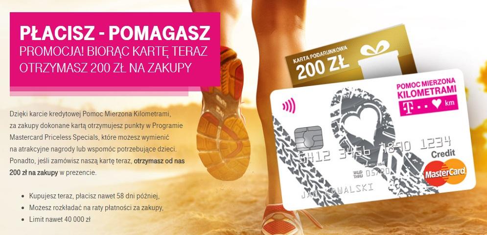 200 zł na zakupy w tesco t-mobile usługi bankowe