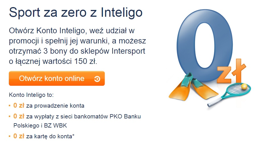 Intersport za O inteligo