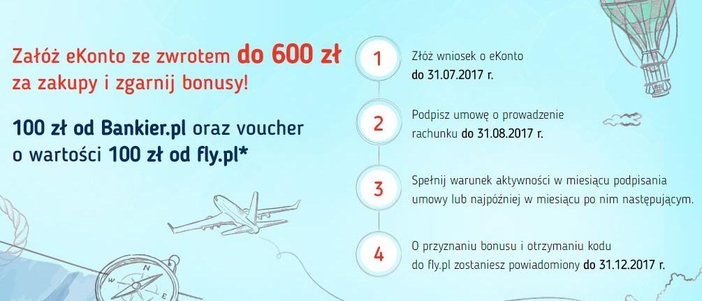 800 zł premii za konto osobiste