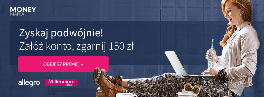 150 zł za Konto 360