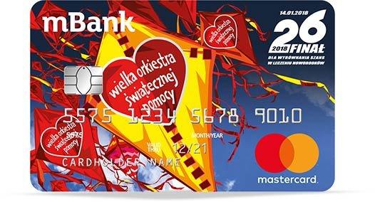 mBank razem z WOŚP
