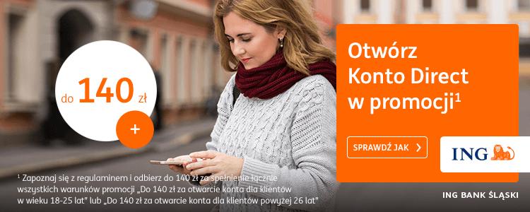150 zł na zakupy do Biedronki i do 300 za transakcje mobilne w BGŻ BNP Paribas