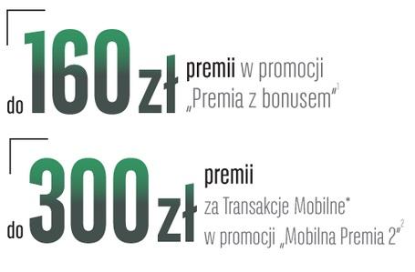 460 zł za konto osobiste w BGŻ BNP Paribas