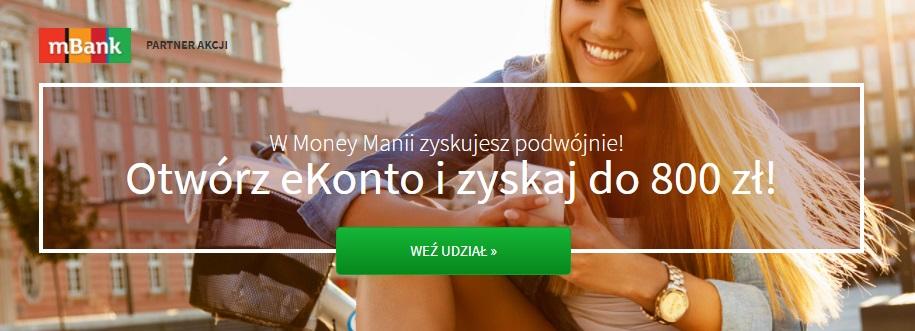 150 zł na eObuwie.pl i do 650 za płatności w mBanku