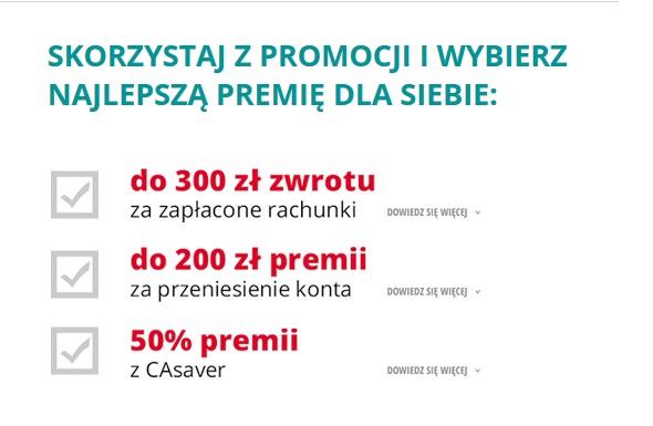 Do 300 zł za Konto Osobiste w Credit Agricole