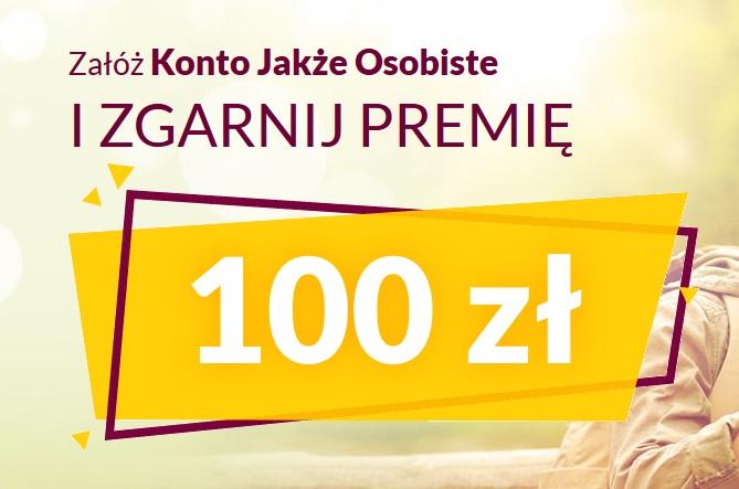 100 zł za konto w Alior Banku