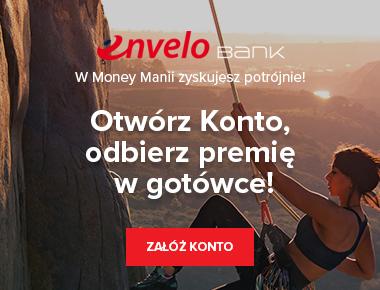 100 zł za konto w EnveloBanku