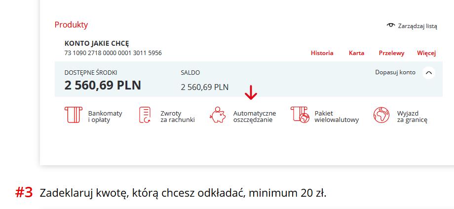 80 zł za konto w Santanderze w programie poleceń + 200 zł za wynagrodzenie