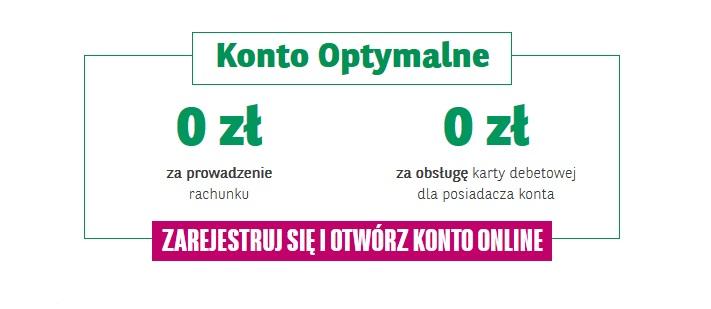 200 zł za konto osobiste w BGŻ BNP Paribas w akcji Zimowy bonus