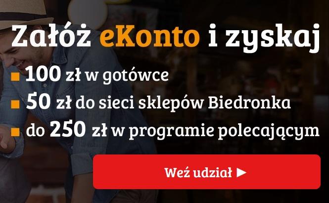 2×150 zł za konto w mBanku