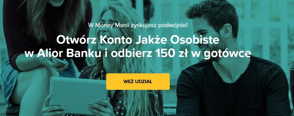 300 zł w za konto w BNP Paribas w akcji Premia na lato