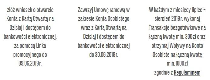 Premia 250 zł w gotówce za konto w BNP Paribas
