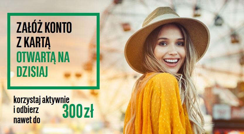 100 zł za konto w PKO BP w ramach programu poleceń