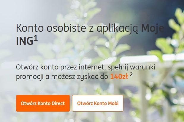 200 zł za konto osobiste w Banku Millennium w akcji Rusz po 200 zł