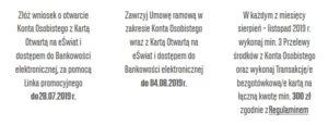 350 zł za konto osobiste w BNP Paribas w akcji Bezpiecznie w sieci