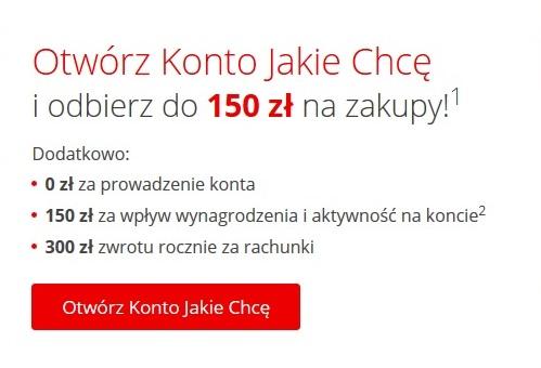 380 zł za konto w Santanderze