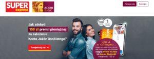 Premia 150 zł za konto osobiste w Alior Banku + 4 bilety do kina + konkurs na Iphone