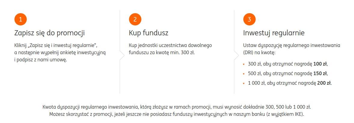 Ponownie 200 zł za inwestowanie i 140 zł za konto osobiste dla nowych w ING Banku Śląskim
