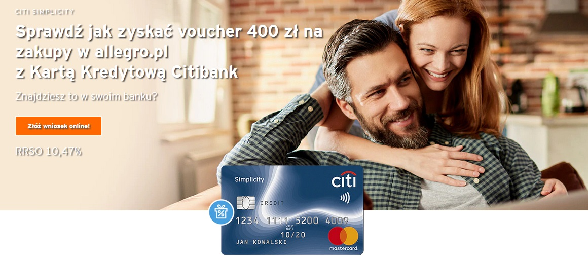 Smartfon OPPO AX7 za kartę kredytową Citibanku (i inne bonusy - 400 zł do różnych sklepów, głośnik JBL)
