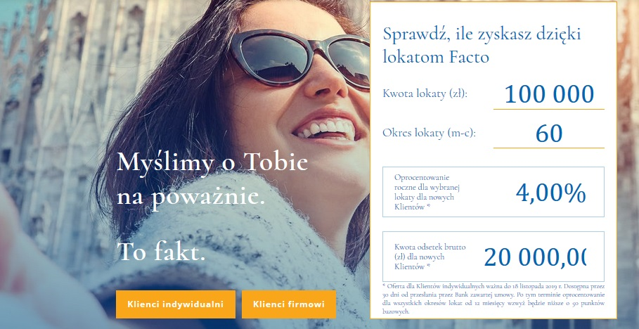 Dobre Lokaty Facto w BFF Banking Group