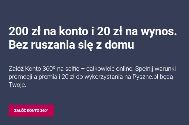 210 zł za konto w BNP Paribas w akcji Kupuj w domu